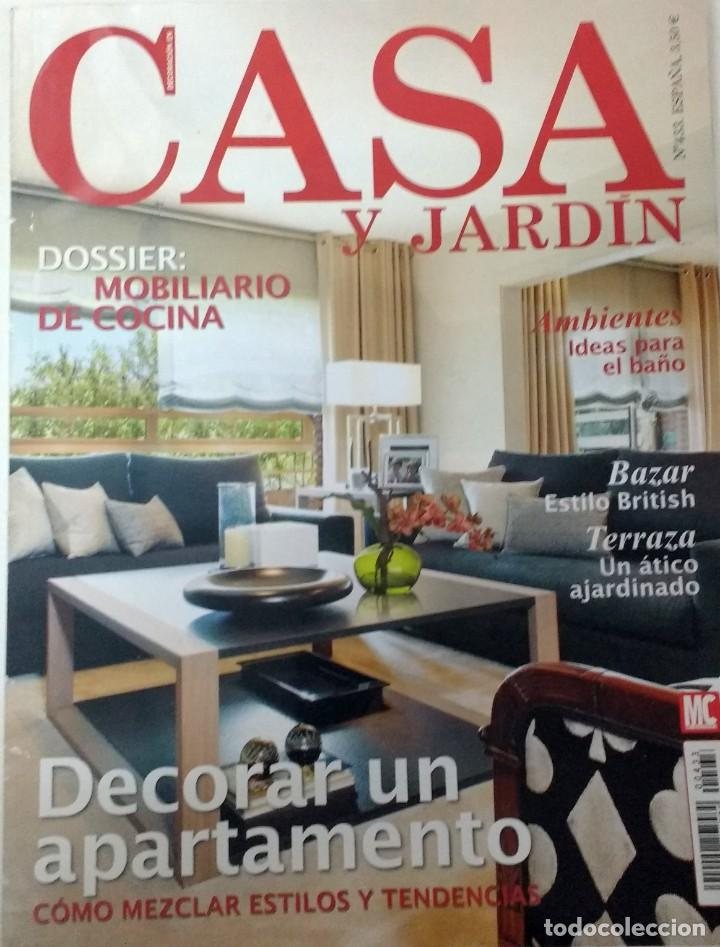 CASA Y JARDIN REVISTA DE DECORACON