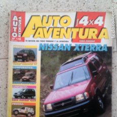 Coleccionismo de Revistas y Periódicos: REVISTA AUTO AVENTURA 4X4 N,138 DEL AÑO 1999. Lote 147817422