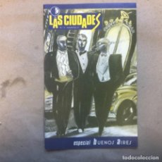 Coleccionismo de Revistas y Periódicos: LA LUNA DE MADRID EN LAS CIUDADES N°5 - BUENOS AIRES -. 48 PÁGINAS. MOVIDA MADRILEÑA.. Lote 147996046