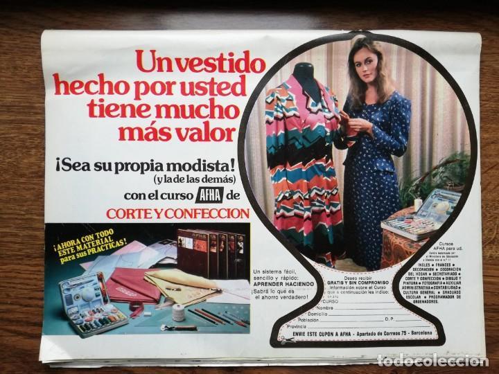 Coleccionismo de Revistas y Periódicos: Revista LABORES DEL HOGAR noviembre 1980 n 270 - Foto 2 - 148046174