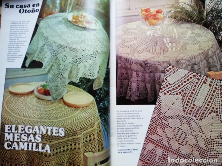 Coleccionismo de Revistas y Periódicos: Revista LABORES DEL HOGAR noviembre 1980 n 270 - Foto 3 - 148046174