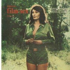 Coleccionismo de Revistas y Periódicos: NUEVO FILM - SEX. Nº 30. LA DOCTORA DEL REGIMIENTO. EDITA PERMANENCIAS 1977. (RF.MA).Ñ6. Lote 148120318