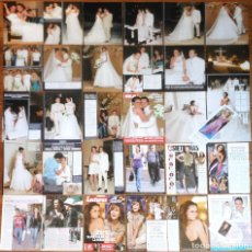 Coleccionismo de Revistas y Periódicos: SHAILA MORALES DURCAL COLECCION DE PRENSA FOTOS REVISTA ROCIO JUNIOR CARMEN. Lote 109414739