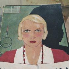 Coleccionismo de Revistas y Periódicos: REVISTA BLANCO Y NEGRO 2194 DOMINGO 2 DE JULIO DE 1933. Lote 148148012