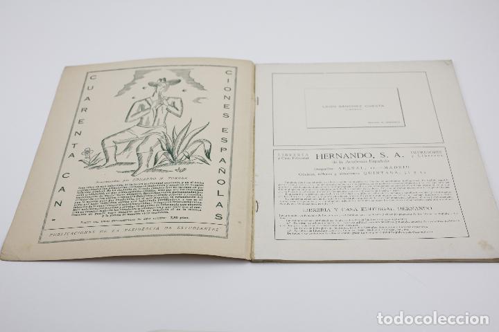 Coleccionismo de Revistas y Periódicos: Residencia, revista de la residencia de estudiantes, 1934, núm. 2, vol. 5, abril, Madrid. 22x28cm - Foto 3 - 148162446