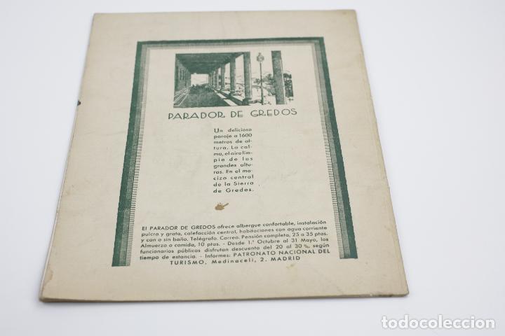 Coleccionismo de Revistas y Periódicos: Residencia, revista de la residencia de estudiantes, 1934, núm. 2, vol. 5, abril, Madrid. 22x28cm - Foto 4 - 148162446