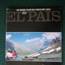 Coleccionismo de Revistas y Periódicos: EL PAÍS SEMANAL - PICOS DE EUROPA - Nº 223 - 1995. Lote 148223526