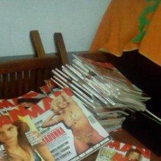 Coleccionismo de Revistas y Periódicos: LOTE 40 REVISTAS MAM AÑOS 90 A 99. Lote 148223650