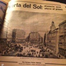 Coleccionismo de Revistas y Periódicos: PERIODICO YA: 1959 O 1960.- A RAPA DAS BESTAS, BENJAMIN PALENCIA, MADRID, AVILA, VALENCIA. Lote 148232590