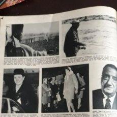 Coleccionismo de Revistas y Periódicos: GRACE KELLY LA MADRE DE LA REINA FABIOLA DE BELGICA Y JAIME DE MORA Y ARAGON.. Lote 148245114