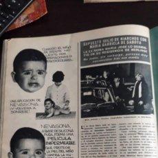 Coleccionismo de Revistas y Periódicos: NIARCHOS MARIA GABRIELA DE SABOYA. Lote 148245246