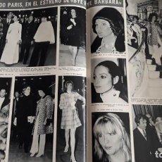 Coleccionismo de Revistas y Periódicos: MARINA VLADY LUDMILLA TCHERINA EWA SWANN ALEXANDRA STEWART BRIGITTE FOSSEY . Lote 148245438