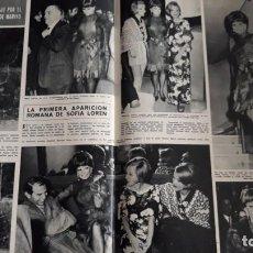 Coleccionismo de Revistas y Periódicos: SOPHIA LOREN SOFIA LAS HERMANAS KESSLER . Lote 148245494