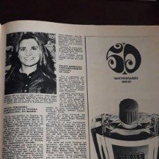 Coleccionismo de Revistas y Periódicos: MORA DE TOLEDO REINA DEL OLIVO PILAR LOPEZ CAMACHO ROYALE AMBREE REINA DEL MERCAT DEL RAM . Lote 148245634