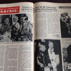 Coleccionismo de Revistas y Periódicos: BEATRIZ DE HOLAND CLAUS . Lote 148245718