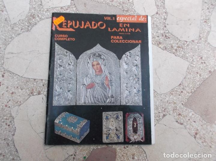 Revista De Manualidades Repujado En Lamina Nº 1 Comprar Otras