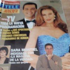 Coleccionismo de Revistas y Periódicos: TELEINDISCRETA. 476. ANA OBREGÓN.. Lote 148286801