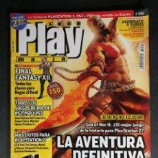 Coleccionismo de Revistas y Periódicos: PLAY MANIA Nº 99 REVISTA VIDEOJUEGOS PLAY STATION PLAYSTATION 2 PS3 PSP. Lote 148911910