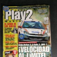Coleccionismo de Revistas y Periódicos: PLAY MANIA Nº 46 REVISTA VIDEOJUEGOS PLAY STATION PLAYSTATION 2. Lote 148912474