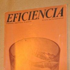 Coleccionismo de Revistas y Periódicos: REVISTA EFICIENCIA, FEBRERO 1966, VER TARIFAS ECONOMICAS ENVIOS. Lote 148928906