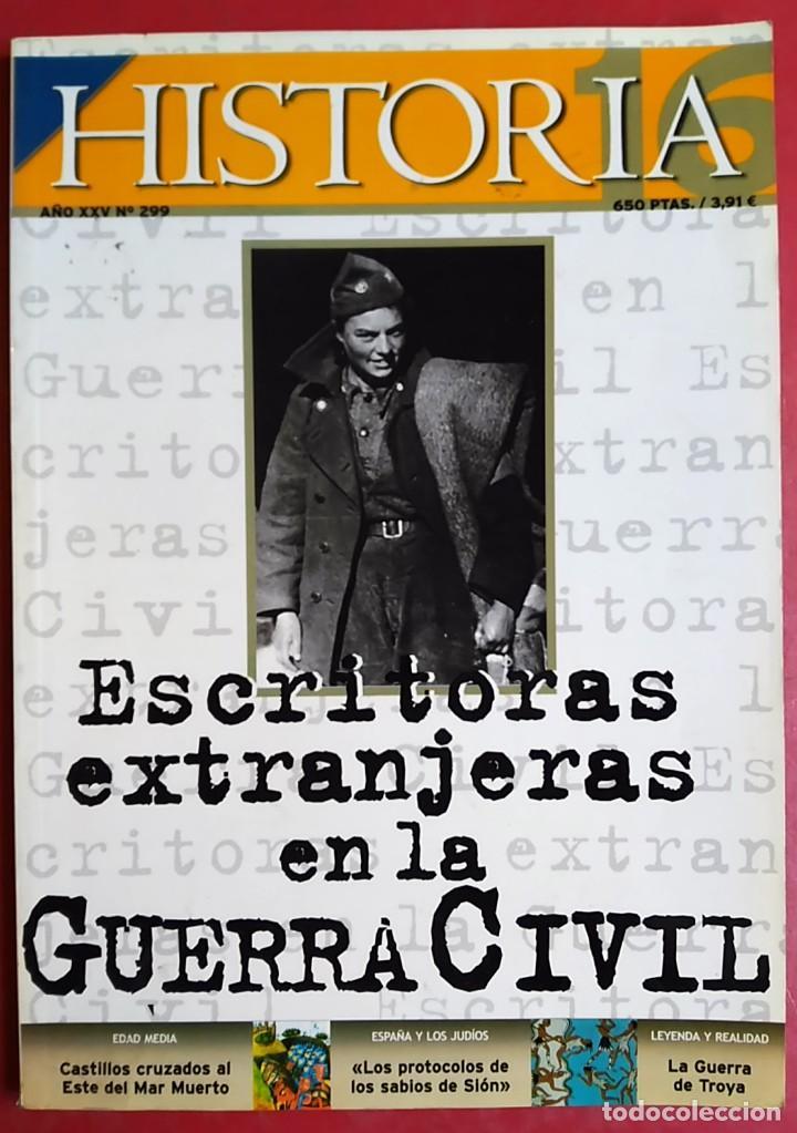Coleccionismo de Revistas y Periódicos: Lote 5 Revistas Historia 16 - Foto 2 - 148947642