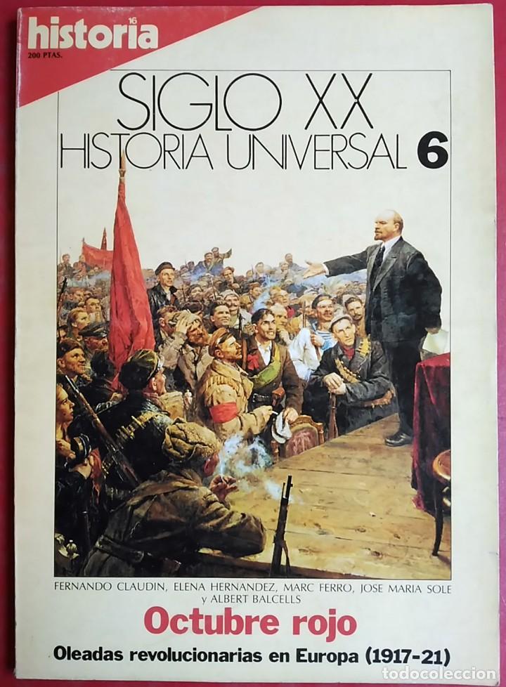 Coleccionismo de Revistas y Periódicos: Lote 5 Revistas Historia 16 - Foto 5 - 148947642