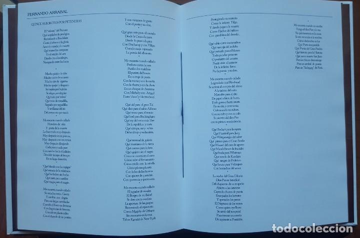 Coleccionismo de Revistas y Periódicos: Tropelías (tapa dura, 2015), con pliego Miró numerado y firmado por Juan Carlos Mestre (23/25) - Foto 3 - 165772872
