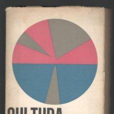 Coleccionismo de Revistas y Periódicos: CULTURA UNIVERSITARIA XC. CARACAS, VENEZUELA. 257 PAGS. Lote 179096735