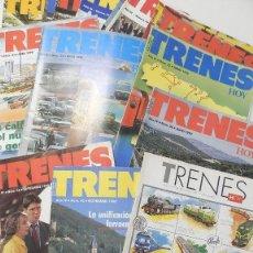 Coleccionismo de Revistas y Periódicos: LOTE 18 REVISTAS TRENES HOY. Lote 149307762