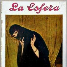 Coleccionismo de Revistas y Periódicos: LA ESFERA. AÑO XIV, Nº 726, MADRID, 3 DICIEMBRE 1927, 46 PÁGINAS. . Lote 149364870