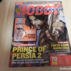 Coleccionismo de Revistas y Periódicos: REVISTA HOBBY CONSOLAS Nº158 . Lote 149398286