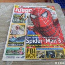 Coleccionismo de Revistas y Periódicos: REVISTA COMPUTER HOY Nº74 - MAYO 2007 - SPIDER-MAN 3 - EL SEÑOR DE LOS ANILLOS . Lote 149398522