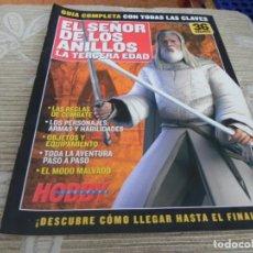 Coleccionismo de Revistas y Periódicos: REVISTA EL SEÑOR DE LOS ANILLOS . Lote 149398730