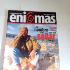 Coleccionismo de Revistas y Periódicos: REVISTA ENIGMA . Lote 149477198