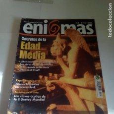 Coleccionismo de Revistas y Periódicos: REVISTA ENIGMA. Lote 149477262
