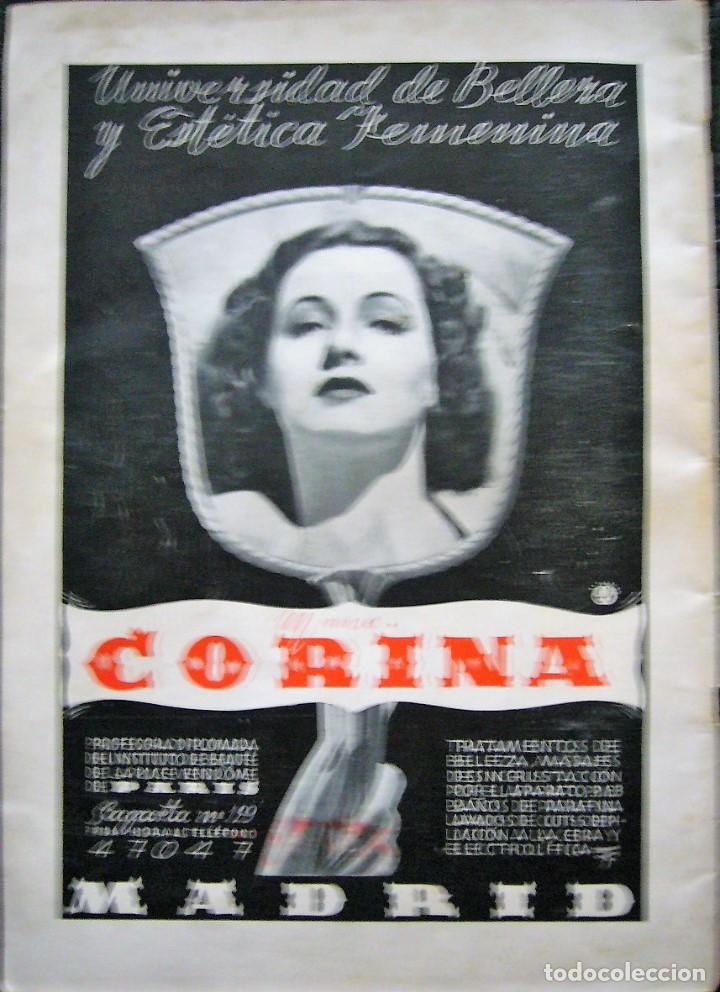 Coleccionismo de Revistas y Periódicos: REVISTA PARA LA MUJER AÑO 1941 - Foto 2 - 149544894