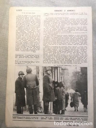 Coleccionismo de Revistas y Periódicos: Przegląd Wiadomości Agencyjnych, n. 3, 20/01/1989 [Samizdat, Polonia, Solidarnośc] - Foto 3 - 149566686