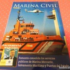 Coleccionismo de Revistas y Periódicos: REVISTA MARINA CIVIL ·· Nº 101 ··. Lote 149612426