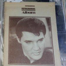 Coleccionismo de Revistas y Periódicos: FOTOGRAMAS - ALBUM ELVIS PRESLEY. Lote 150090306