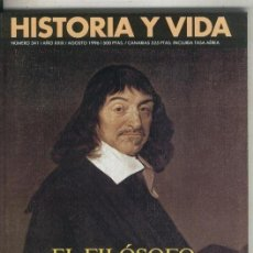 Coleccionismo de Revistas y Periódicos: HISTORIA Y VIDA NUMERO 341. Lote 147713200