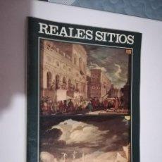 Coleccionismo de Revistas y Periódicos: REVISTA REALES SITIOS PATRIMONIO NACIONAL NUMERO 51 1977. Lote 150569546
