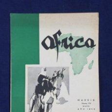 Collezionismo di Riviste e Giornali: REVISTA ÁFRICA Nº 173 MAYO AÑO 1956 MADRID. Lote 150741546