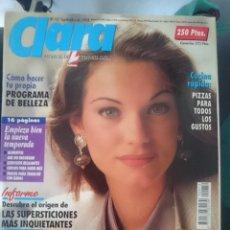 Coleccionismo de Revistas y Periódicos: CLARA - NUMERO 12 - SEPTIEMBRE 1993 . Lote 150749950
