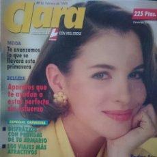 Coleccionismo de Revistas y Periódicos: CLARA - N 5 - FEBRERO 1993. Lote 150750034