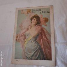 Coleccionismo de Revistas y Periódicos: PLUMA Y LAPIZ Nº 97. Lote 150766370