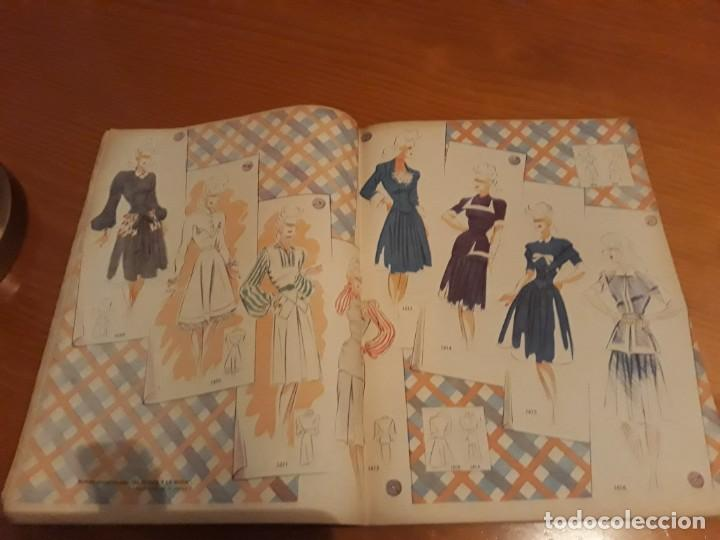PRECIOSA REVISTA EL HOGAR Y LA MODA 1944 (Coleccionismo - Revistas y Periódicos Modernos (a partir de 1.940) - Otros)