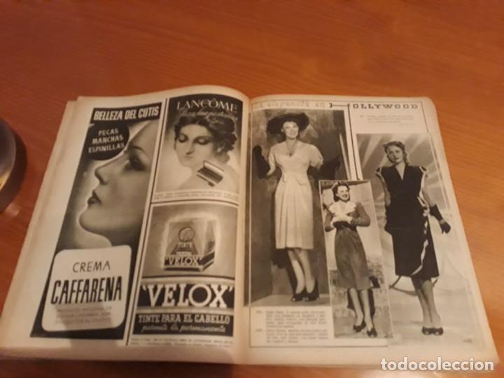 Coleccionismo de Revistas y Periódicos: Preciosa Revista El Hogar Y La Moda 1944 - Foto 3 - 150796570