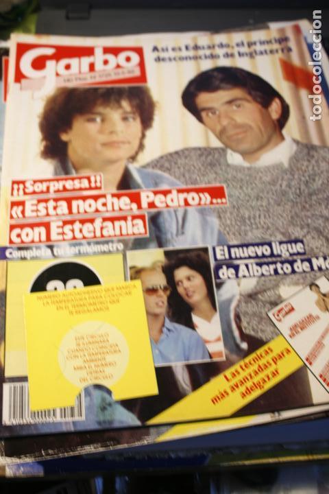 ISABEL PANTOJA ESTEFANIA DE MONACO FANNY ARDANT SYLVIA KRISTEL 1986 (Coleccionismo - Revistas y Periódicos Modernos (a partir de 1.940) - Otros)
