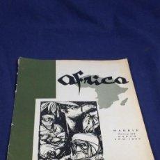 Collezionismo di Riviste e Giornali: REVISTA ÁFRICA FUNDADA Y DIRIGIDA POR FRANCO Nº 219 MARZO AÑO 1960. Lote 150905970