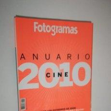 Coleccionismo de Revistas y Periódicos: ANUARIO CINE 2010 FOTOGRAMAS TODOS LOS ESTRENOS DE 2009. Lote 150998186
